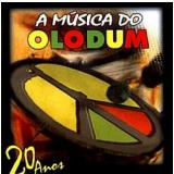 Olodum - A Música Do Olodum 20 Anos (CD) - Olodum