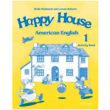 American Happy House 1 - Activity Book -