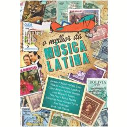 DVD - O Melhor Da Musica Latina - 7898581830573
