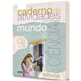 Coleção Mundo Da Ciências 9º Ano  - Ensino Fundamental II - Edgar Da Silva