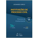 Instituiçoes De Processo Civil - Processo De Conhecimento, Vol. 2 - Leonardo Greco