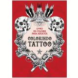 Colorindo Tattoo - Michael O'mara Books