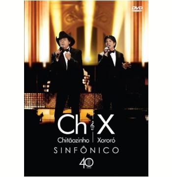 Chitãozinho & Xororó - Sinfônico 40 Anos + (CD) (DVD)