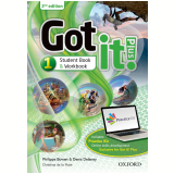 Got It! Plus 1 - Student Book - Workbook - Second Edition