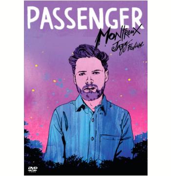 Passenger - Montreux Jazz Festival (DVD)