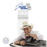 Frank Aguiar - Ao Vivo - Grandes Sucessos (CD) - Frank Aguiar