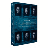 Game Of Thrones - 6ª Temporada (DVD) - DAVID BENIOFF