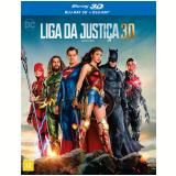 Liga da Justiça (Blu-Ray 3D + Blu-Ray) - Ben Affleck
