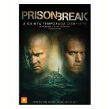 Prison Break - 5ª Temporada Completa (DVD) - Dominic Purcell, Robert Knepper, Amaury Nolasco