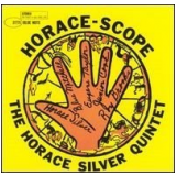 The Horace Silver Quintet - Horace Scope (CD) - The Horace Silver Quintet