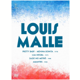 Louis Malle + 4 Cards - Digipak (DVD) - Louis Malle (Diretor)