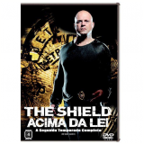 The Shield - Acima da Lei - 2ª Temporada (DVD) - Michael Chiklis, CCH Pounder, David Rees Snell
