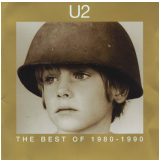 U2 - The Best of 1980-1990 (CD) - U2