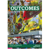 Outcomes  - Upper Intermediate - Student Book & Class Dvd Without Access Code - Second Edition - Hugh Dellar