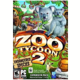 Zoo Tycoon 2: Endangered Species - Pacote de Expansão (PC) -