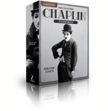 The Collection Chaplin - Vol 2 (DVD)