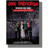 One Direction  - Where We Are: Live From San Siro Stadium (DVD) - One Direction