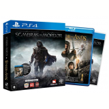Terra-Média - Sombras de Mordor (Shadow of Mordor) (PS4) -