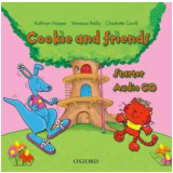 Cookie And Friends Starter Class Cd (Audio Cd) (CD) -