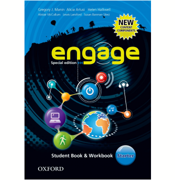 Engage Starter - Student Book - Workbook Special Edition