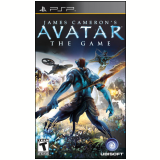James Cameron's Avatar: The Game (PSP) -