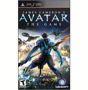James Cameron's Avatar: The Game (PSP)