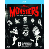 Monsters: The Essential Collection (Blu-Ray) -