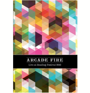 Arcade Fire - Live At Reading Festival 2010 (DVD)