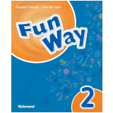 Fun Way 2º Ano - Livro do Aluno + Multirom + Best Friends - Elisabeth Prescher, Vera Abi Saber