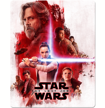 Star Wars - Steelbook (Blu-Ray + Blu-Ray 3D)