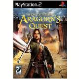 The Lord of the Rings: Aragorn's Quest (PS2) -