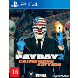 Payday 2 - Crimewave Edition  (PS4) -