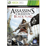 Assassin's Creed IV: Black Flag Signature Edition (X360) -
