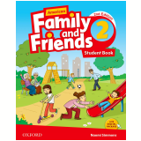 American Family And Friends 2 Student Book - Second Edition -