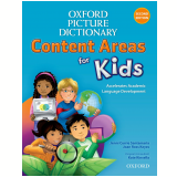 Oxford Picture Dictionary Content Areas For Kids - Second Edition - Jenni Currie Santamaria, Joan Ros Keyes