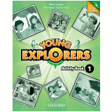 Young Explorers 1 - Workbook With Online Practice Pack -