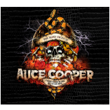 Box The Many Faces Of Alice Cooper - Digipack (CD) - Varios Interpretes