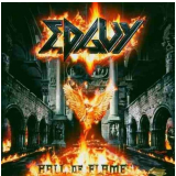 Edguy - Hall Of Flames - The Best And The Rare (CD) - Edguy