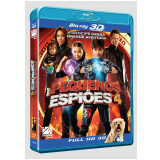 Pequenos Espiões 4 - 3D (Blu-Ray) - Jeremy Piven, Danny Trejo