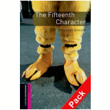 Fifteenth Character, The Cd Pack Student Book - Second Edition -
