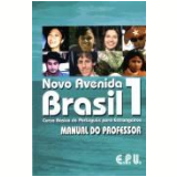 Novo Avenida Brasil 1 - Manual Do Professor - Epu
