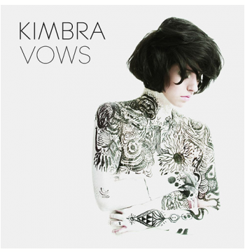 Kimbra Johnson - Vows (CD)