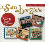 Box Renato Vargas - O Som Do Barzinho (5 Cds) (CD) - Renato Vargas