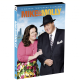 Mike & Molly 4ª Temporada (DVD) - Melissa McCarthy