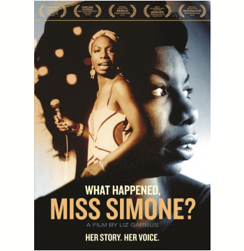 Nina Simone - What Happened, Miss Simone? (DVD)