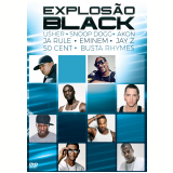 Explosão Black  (DVD) - Varios Interpretes