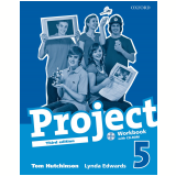 Project 5 - Workbook Cd Included - Third Edition - Hutchinson. Tom