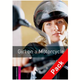 Girl On A Motorcycle Cd Pack Student Book - Second Edition -