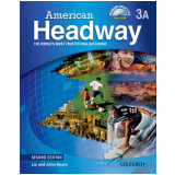 American Headway Student Book 3A With Cd - Second Edition -