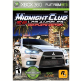 Midnight Club Los Angeles: Complete Edition (X360) -